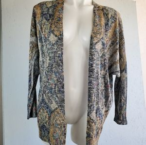 Charlotte Russe open front Cardigan small